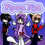 Go to the webcomic Fiyora Nya!