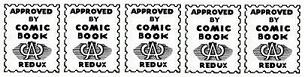 Comic Book Redux