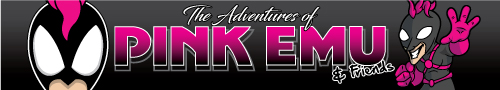 The Adventures of Pink Emu