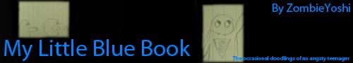 My Little Blue Book