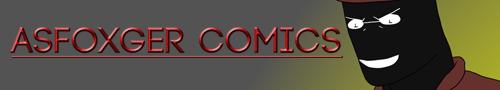AsFoxger Comics