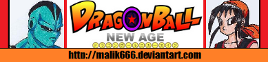 DRAGON BALL NEW AGE