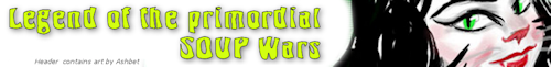 Legend of the Primordial Soup Wars