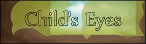 Child's Eyes Banner