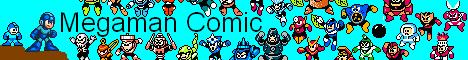 Megaman Comic