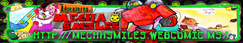 The Adventures of Mecha-Smiles
