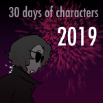 30 Days of Characters: 2019