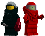Intergalactic Galaxies - A LEGO Web Comic