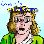 Laura's 24 Hour Comics