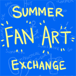 Summer Fan Art Exchange