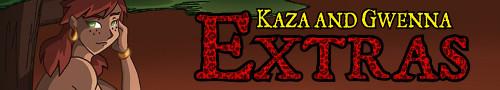 Kaza and Gwenna Extras