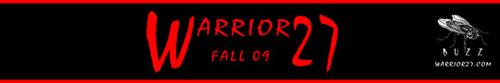 Warrior Twenty-Seven