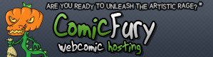 Comic Fury webcomic hosting